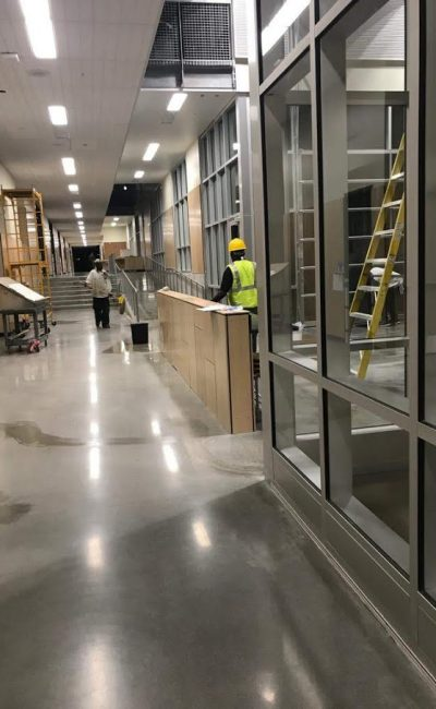 Cipro Post Construction Cleaning